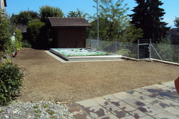 3 Nacher Garten-umgestalltung